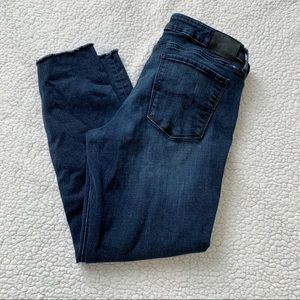 Lucky Brand Cropped Lolita Skinny Jeans 12/31